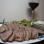 簡単!燻製ローストビーフを作ってみた!(おすすめレシピ!)