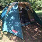 【ファミリーテントのド定番!】コールマンのタフドーム/3025でお泊まりキャンプしてきた!