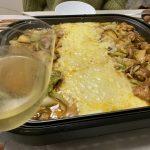 【おすすめレシピ】チーズダッカルビとワインのマリアージュが最高な件について