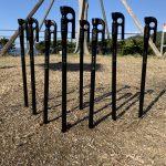 【おすすめペグ】鍛造ペグ エリッゼステークが最強すぎる件(村の鍛冶屋)
