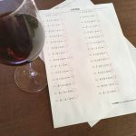 計算ドリルをしてワインのアルコールが抜ける時間を調べてみた!