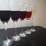 【偽ロゼワイン】赤ワインと白ワインを混ぜてみた!