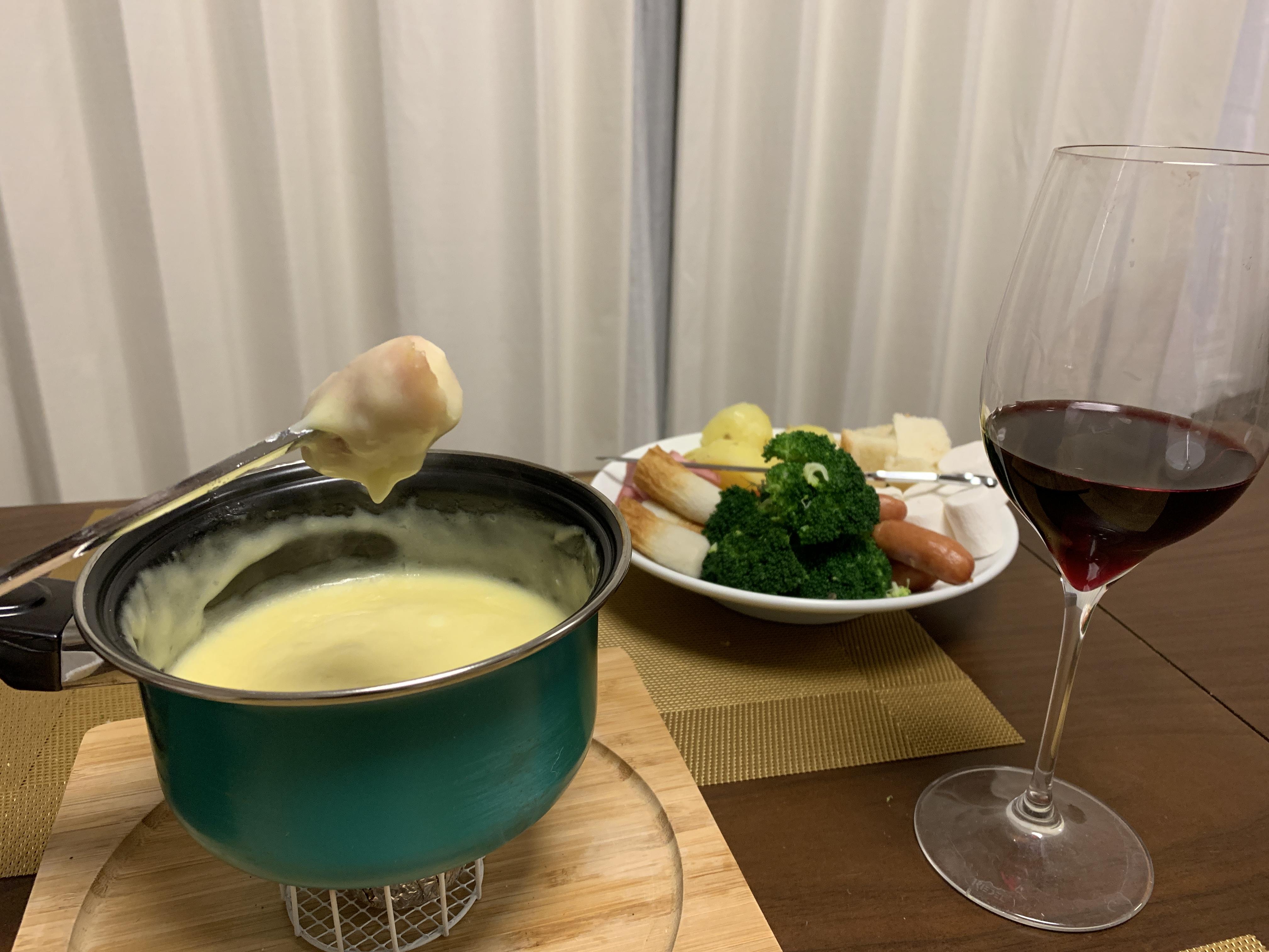 フォンデュ チーズ
