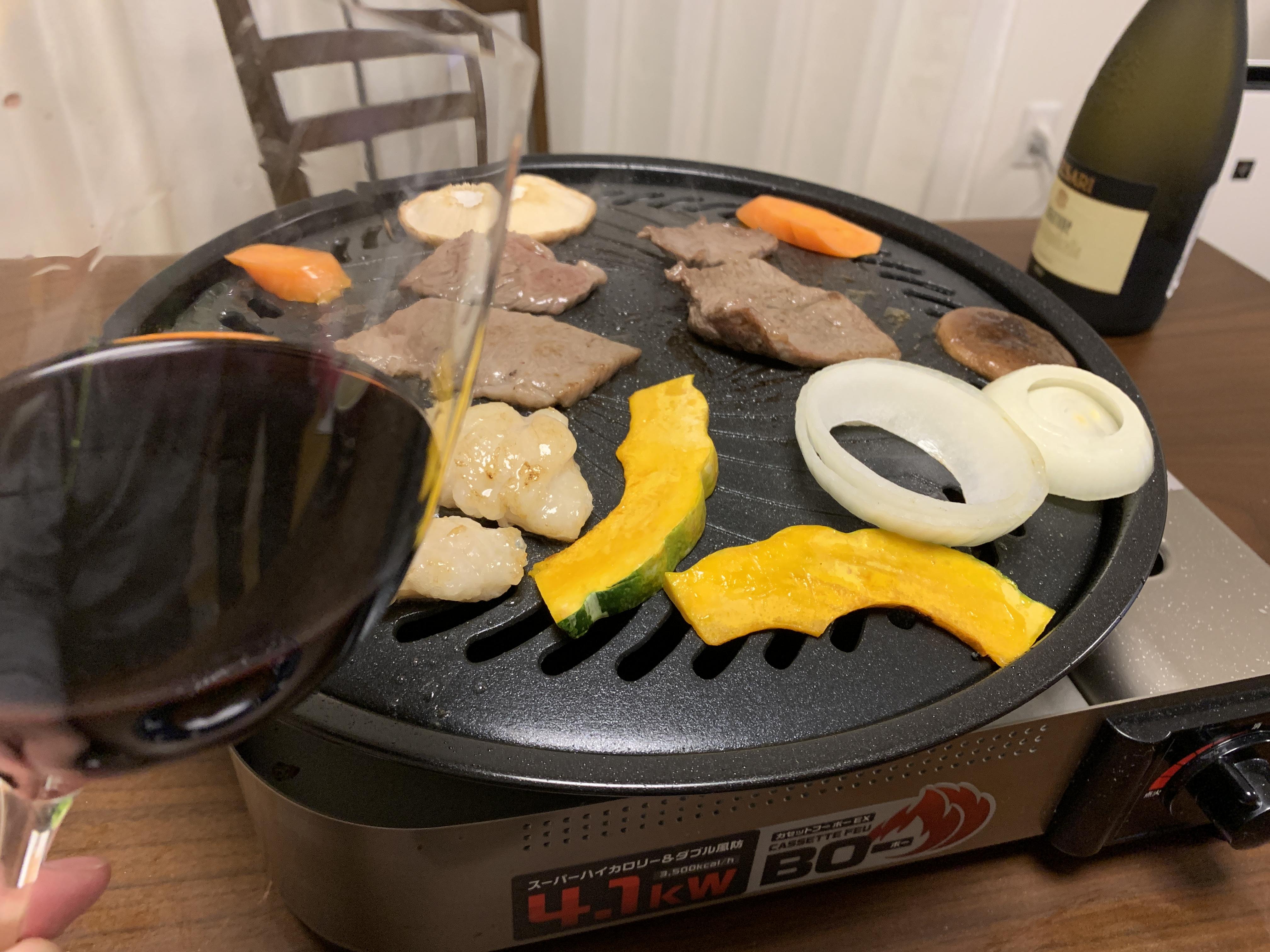 イワタニ 焼肉 プレート