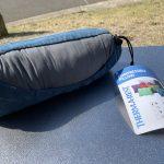 THERMAREST(サーマレスト) の枕の寝心地が最高すぎる!(コンプレッシブルピロー)