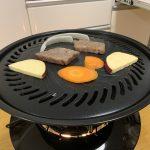 トヨトミのレインボーストーブで色々調理してみた!【ゴトクはキャプテンスタッグ 】