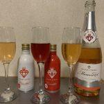【食べる宝石?】ミガキイチゴのスパークリングワインを飲んだ話(ふるさと納税)