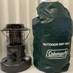 【コールマン】新・レインボーランタンの収納バッグはこれだ!